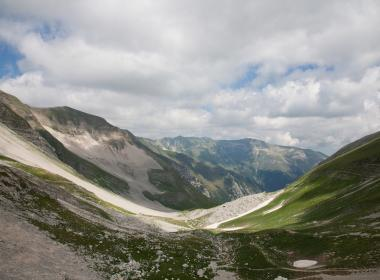 Viaggio a piedi nelle Marche sui Monti Sibillini