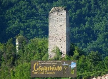 Cammino fuori dal comune - Da Castelraimondo al Rifugio Manfrica (Serrapetrona)