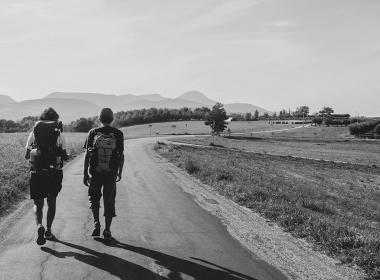In cammino nelle Marche sulle tracce dei Partigiani d'Oltremare
